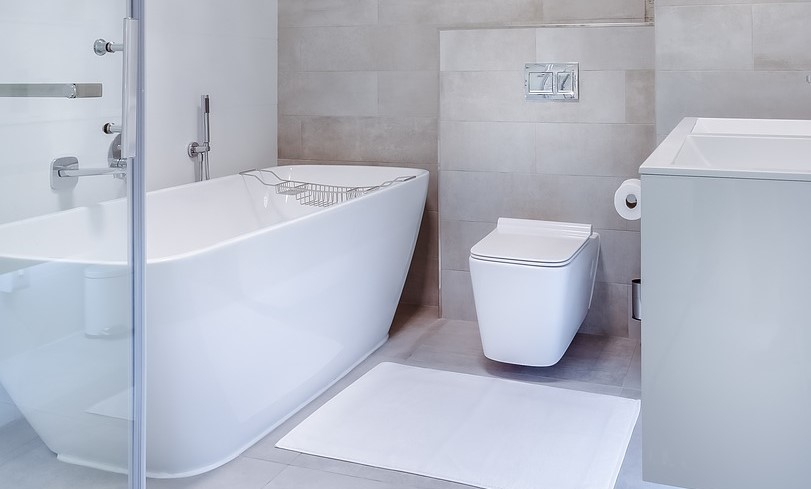don't forget about the toilet in your bathroom remodel