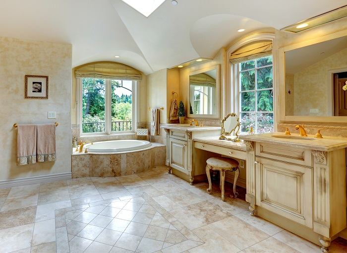 Adding Furniture Elements in Your Bathroom Remodel
