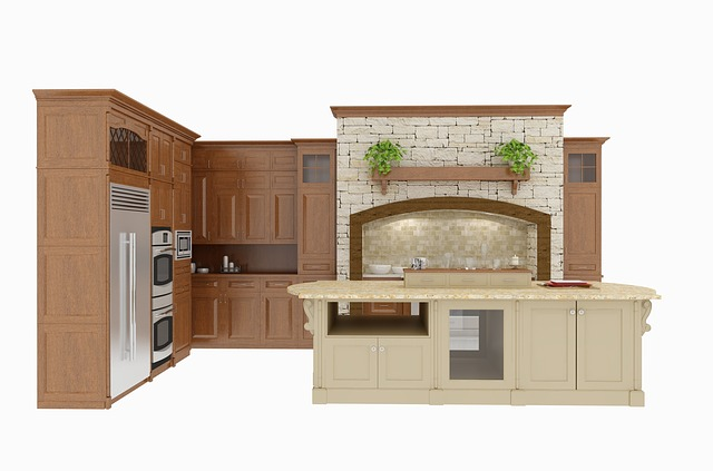 kitchen remodeling rendering