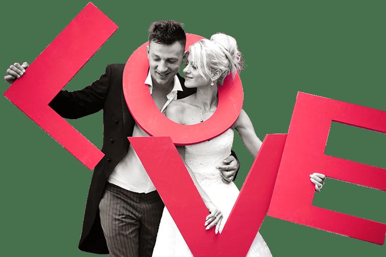 love actually weddings
