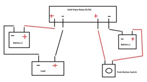 Wiring a Solid State Relay