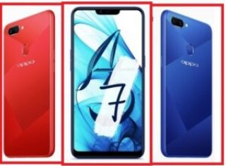 OPPO A7 Price In Pakistan 2018