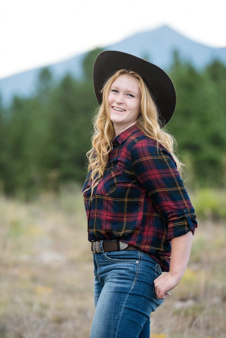 Flagstaff high school senior photographer