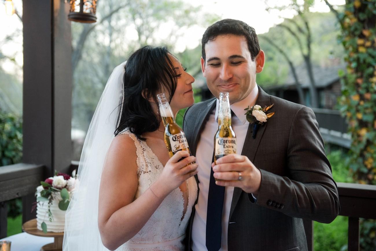 Corona wedding sedona