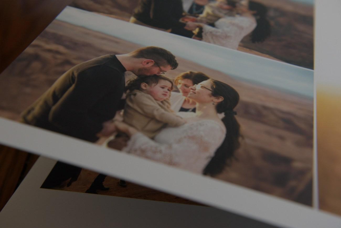 horseshoe bend wedding album