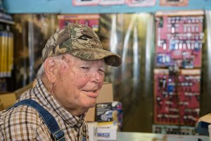 I met this gentleman at the NAPA story in Stonewall, Oklahoma on assignment for Oklahoma Today Magazine.