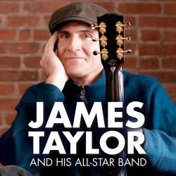 James Taylor and his All-Star Band Promo