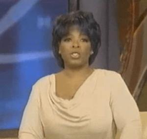 (Oprah introducing Lynn)