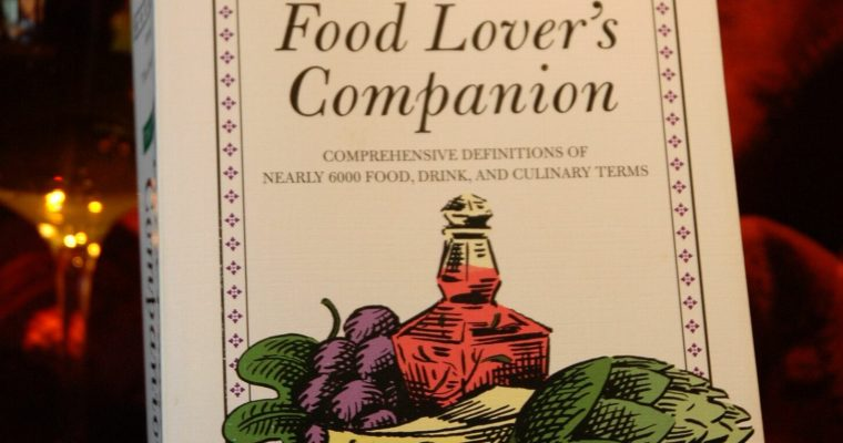 WC Recommends: Food Lover's Companion