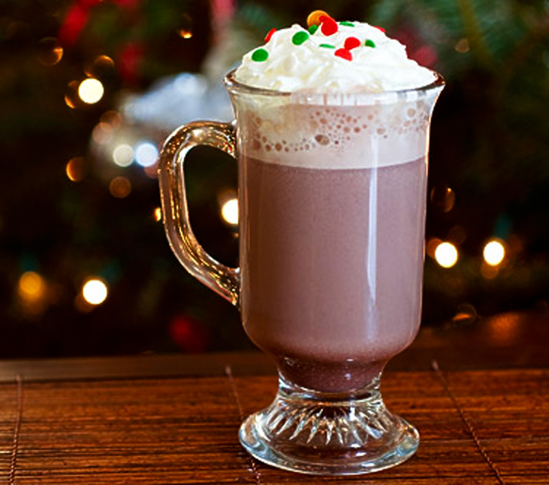 Holiday Cocktails: Peppermint Patty
