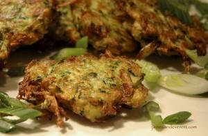 Squash Fritters