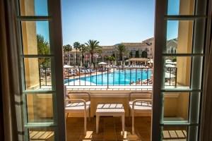 La Manga Hotel - pool views