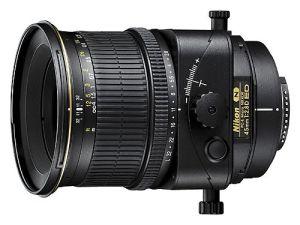 PC-E Micro Nikkor 45mm lens