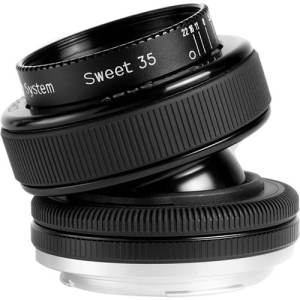 Lensbaby Composer Pro and Sweet 35 Optic