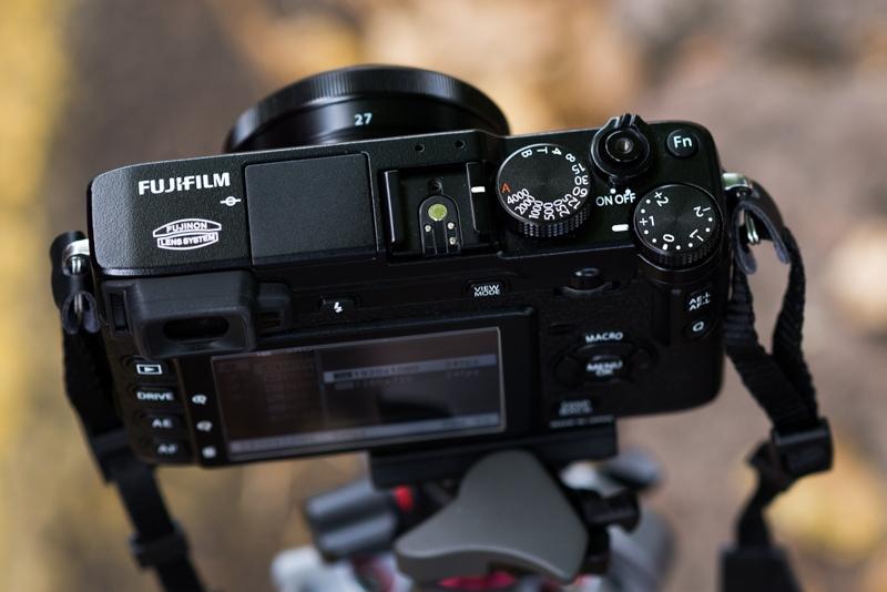 Shooting cinemagraphs step 2 manual shooting mode