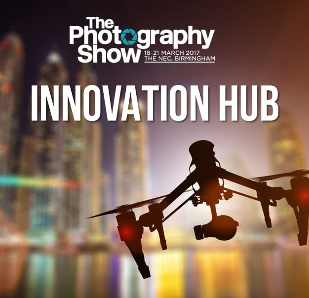 Innovation Hub at The Photography Show