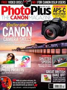 PhotoPlus magazine cover December 2019