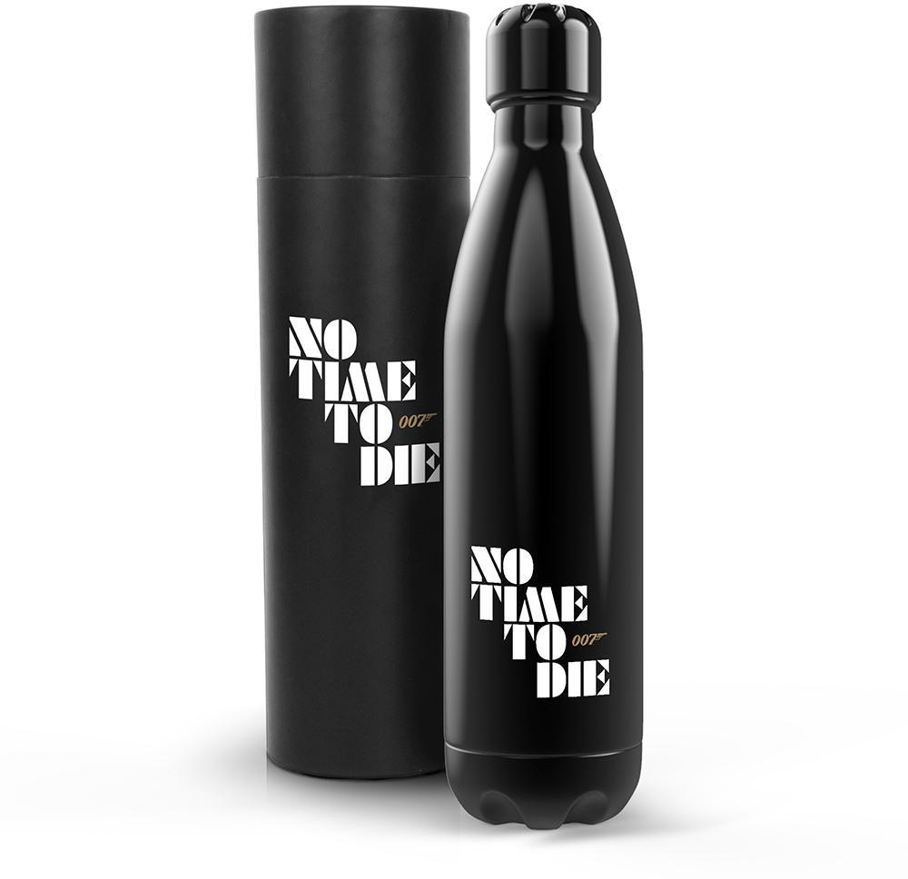 No Time To Die Merchandise waterfles