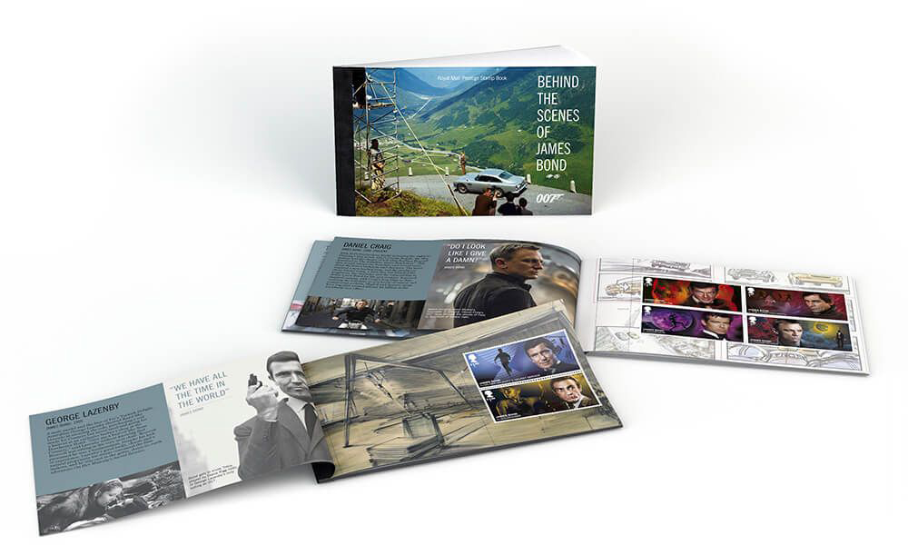 Royal Mail postzegels 2020 prestige set 001