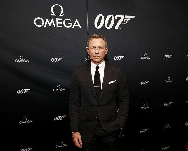 Daniel Craig at OMEGA Seamaster 300M Diver Unveiling