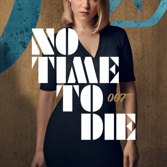 Lea Seydoux No Time To Die Character Poster