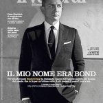 Daniel Craig on the Cover of Il Venerdi