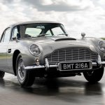 Aston Martin & EON Productions Unveil the Goldfinger Continuation DB5