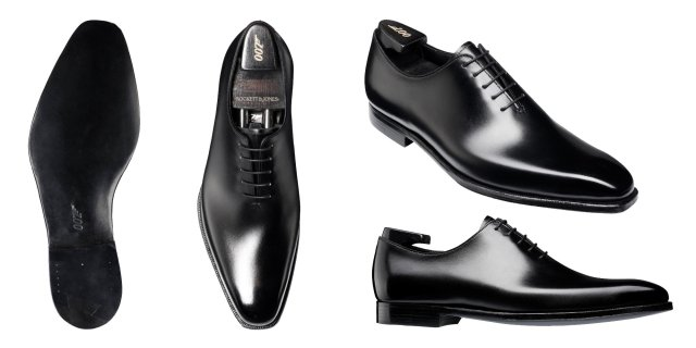 Crockett & Jones 007 Limited Edition JAMES
