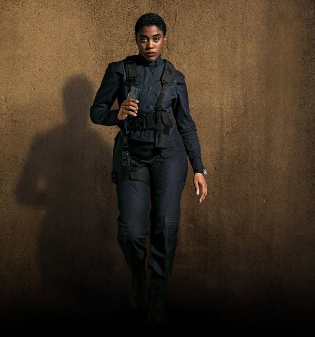 Lashana Lynch No Time To Die Nokia Campaign