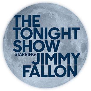 The Tonight Show starring Jimmy Fallon Moon Logo