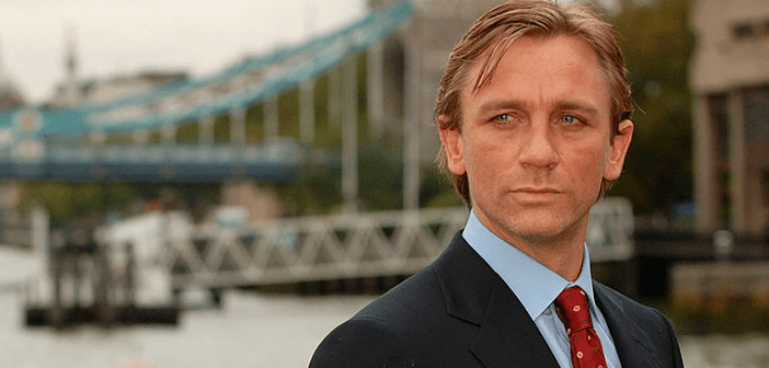 Há 16 anos, Daniel Craig era anunciado como James Bond