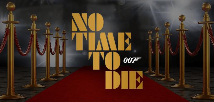 Estreia mundial de 007 – Sem Tempo Para Morrer em Londres