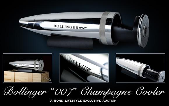 bollinger bullet auction