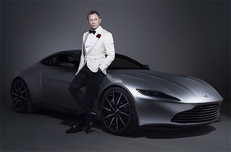 aston martin db10 james bond spectre