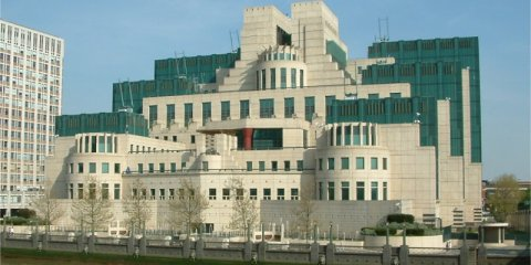 MI6 Headquarters (SIS)