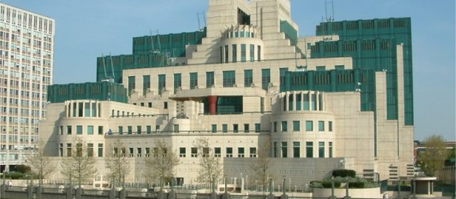 MI6 Headquarters (SIS building)