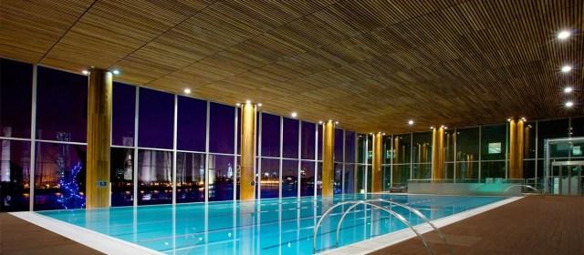 Canary Riverside Health Club Shanghai Hotel Swimming Pool James Bond Locations