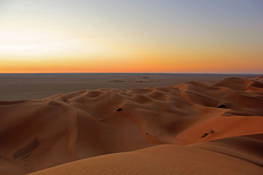 Image result for the empty quarter oman