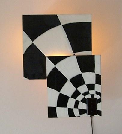 Fibonacci Lamp