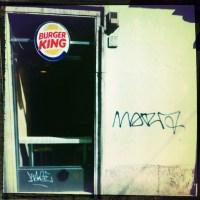 Graffiti Burger King a Roma (Rephotographed) – 5x