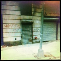 Tags & Throw-Ups, 162nd St., Jamaica NY (Rephotographed) 2