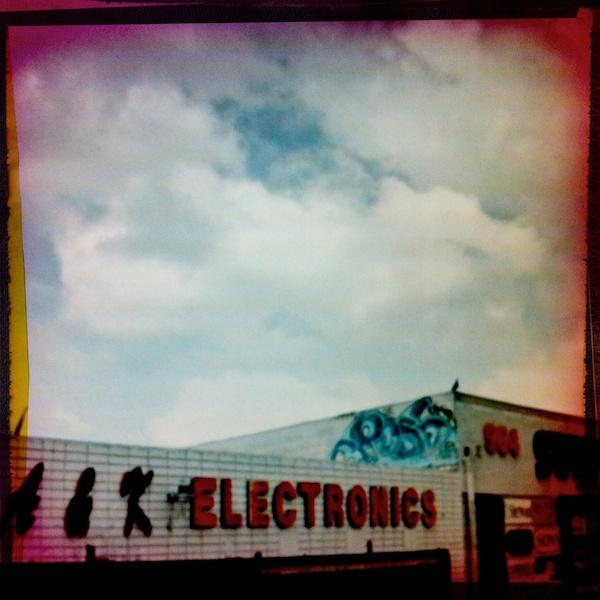 POSH (Rephotographed), 11th St., LA