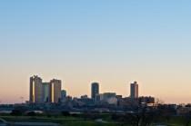 FW Skyline, sunset1
