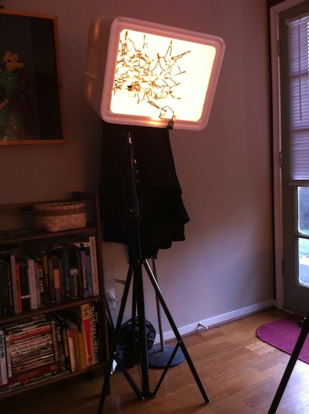 DIY SoftBox-ish type thing