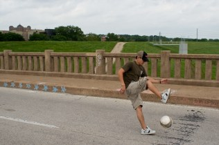 Footwork on the Viaduct II