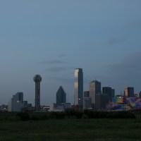 4 Dallas Skyline Meetup sunset 20120825©JamesECockroft
