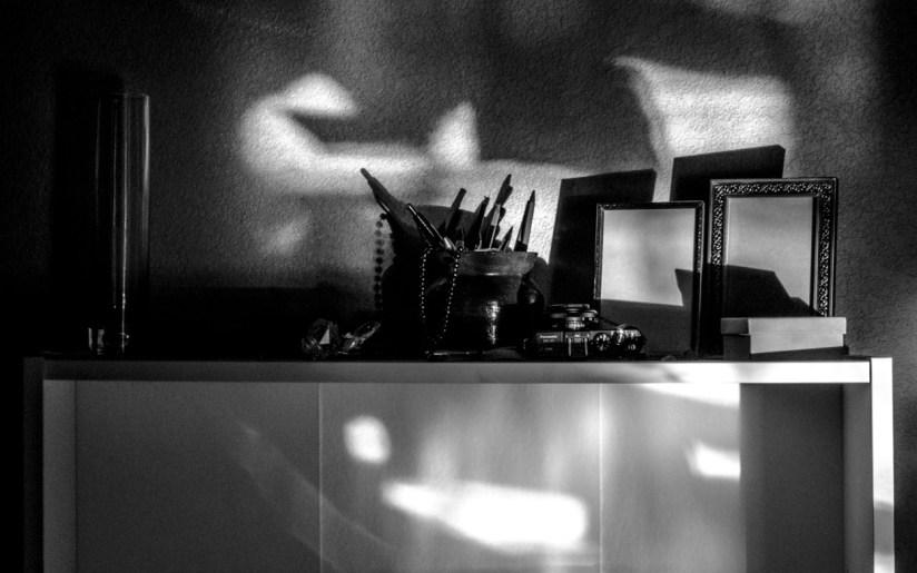 Shelf Noir©JamesECockroft 20140227