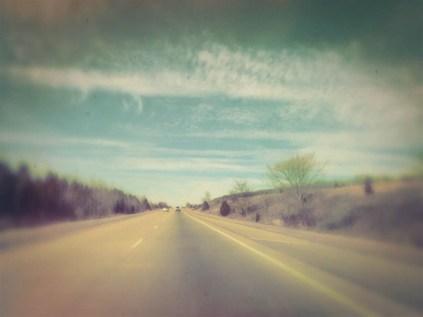 driving to Arkansas 1