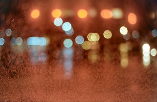 Raindrops on Bokeh