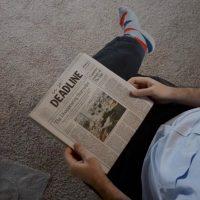 Will Steacy - 'Deadline'